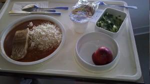 Mittagessen im Klinikum Darmstadt